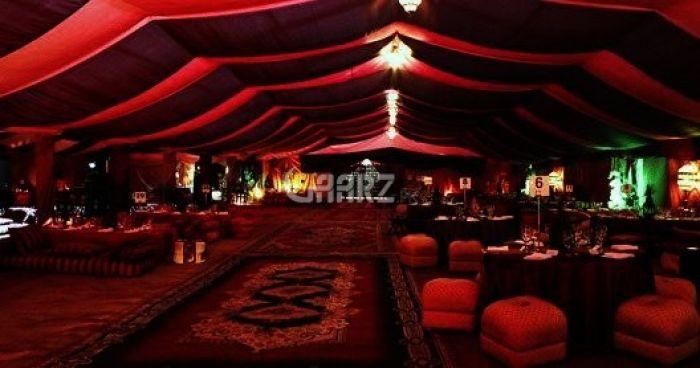 2900 Square Yard Marriage Lawn for Sale in Karachi Saddar