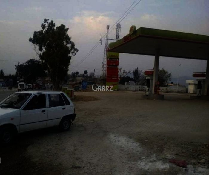 3 Kanal Attock Pump at Ghazi kot Town Ship Road, Mansehra