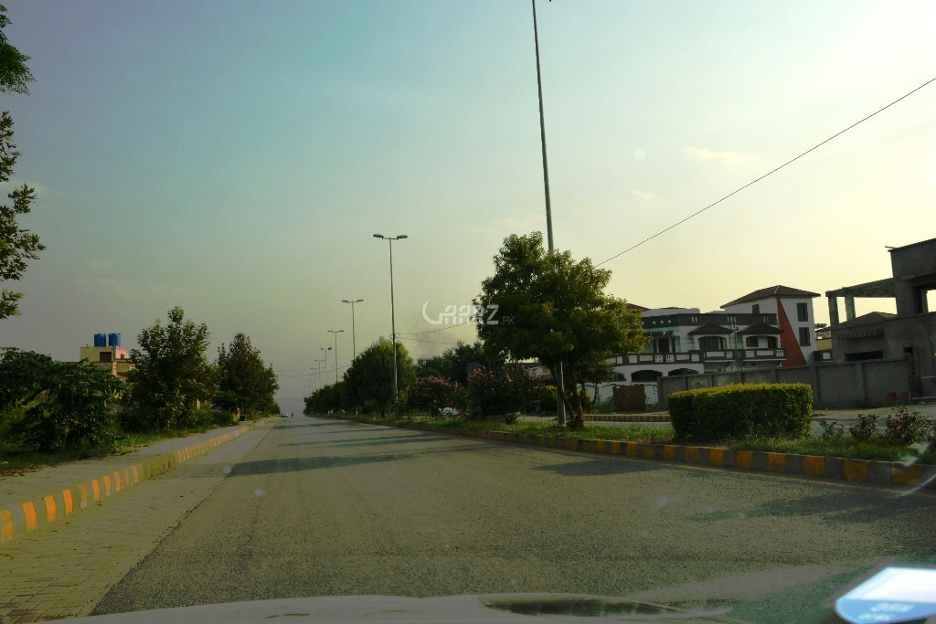 3 Marla Plot For Sale In Bahria Orchard, Lahore