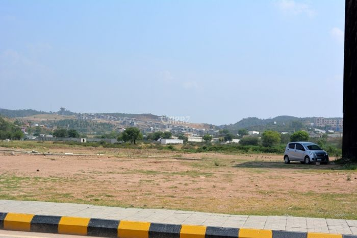 3 Marla Plot For Sale In Qasim Garden, Lahore.