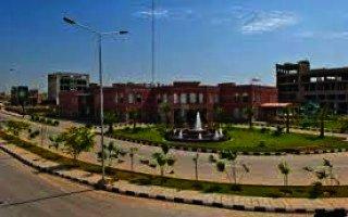 3 Marla Plot For Sale In Qasim Garden, Lahore