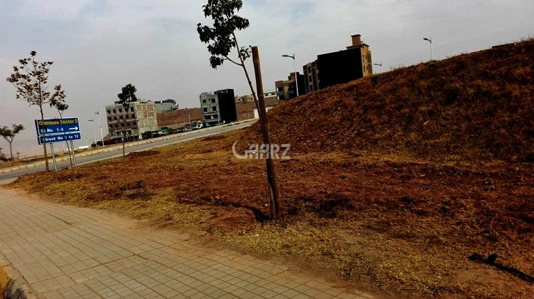 32 Marla Corner Plot For Sale In Bahria Town Phase-8