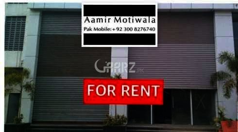 3200 Square Feet Show Room For Rent In Shaheed e Milat Karachi.