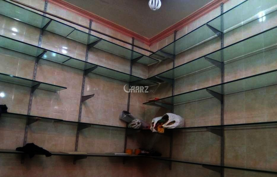 3.55 Marla Shop For Rent In  Defence Phase 3, Lahore