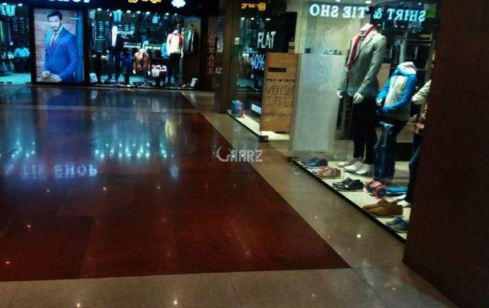 380 Square Feet Shop For Rent In Emporium Square Mall, Lahore