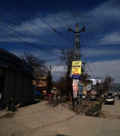 39 Marla  Commercial Plot For Sale Best For Hotel Medical Center Dabgari, Peshawar