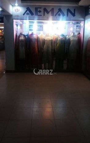 395 Square Feet Shop For Sale In Fortress Mall, Lahore