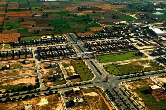 5 Marla Plot for Sale in Pir Ahmed Zaman Town Karachi for Rs