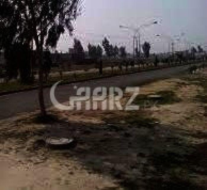 4 Kanal Plot For Sale In Thokar Niaz Baig Road Lahore.