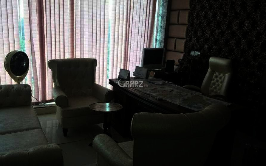 4 Marla Furnished Office For Rent In DHA phase 4, Lahore