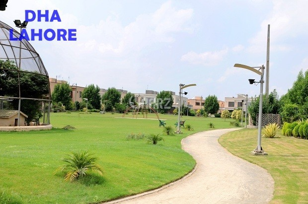 4 Marla Plot for Sale in DHA Phase-3, Y Block