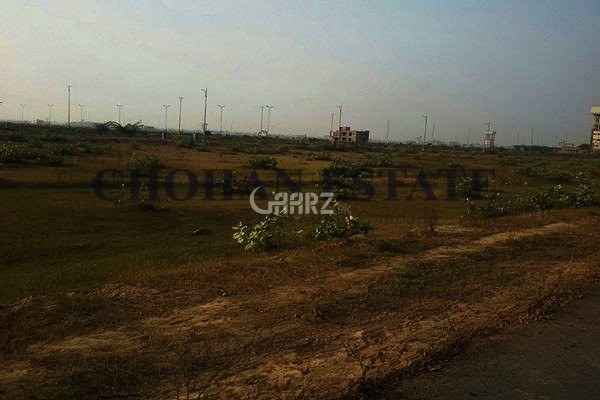 4 Marla Plot For Sale In DHA Phase-9, Lahore