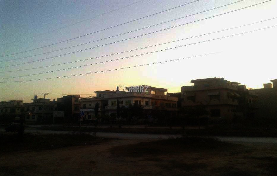 4 Marla Plot For Sale In G-13/3, Islamabad
