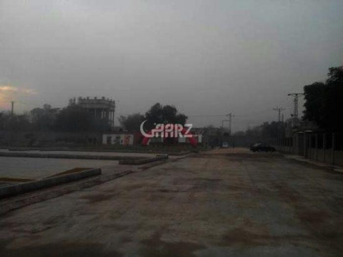 40 Kanal Commercial Plot For Sale Near D.I.Khan Bypass, Peshawar.