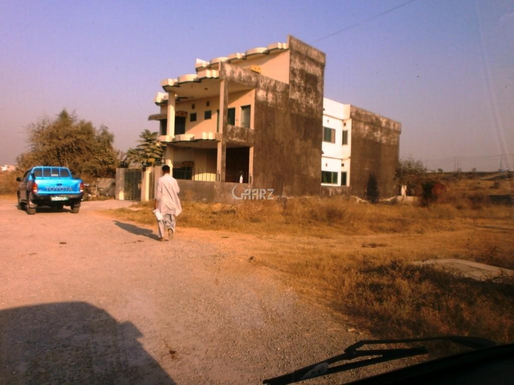 4.98 Marla Plot For Sale In Grand Avenue Ferozpore Road Lahore