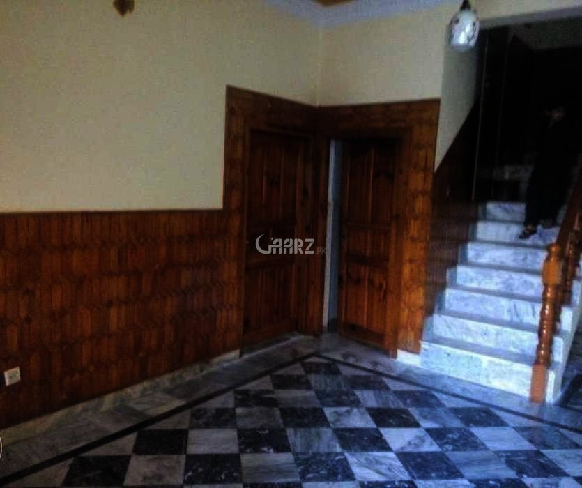 5 Kanal Luxury House First Floor Available For Rent In Canal Town Peshawar.