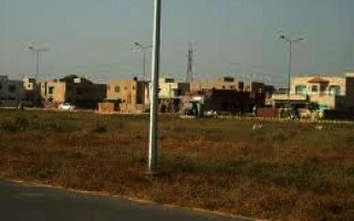 5 Marla Ideal Plot For Sale DHA 9 Town, Lahore