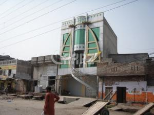 5 Marla Commercial Plaza For Sale In Talwar Chowk, Lahore