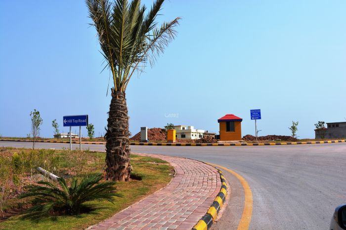 5 Marla Commercial Plot For Sale In Bahria Enclave, Rawalpindi