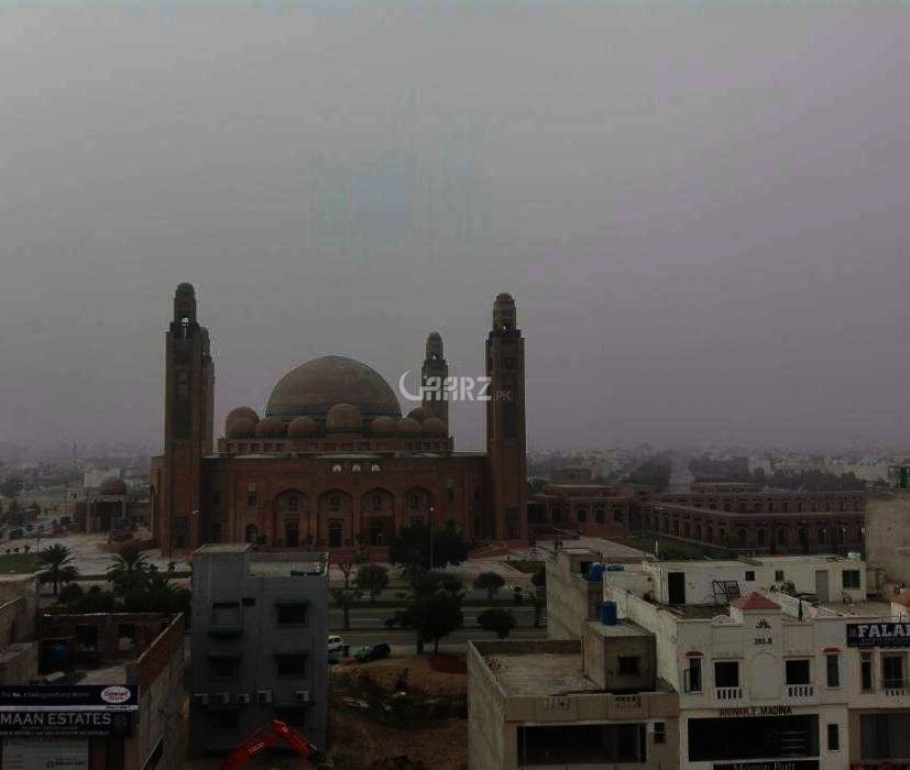 5  Marla Commercial Plot For Sale In Bahria Town, Lahore