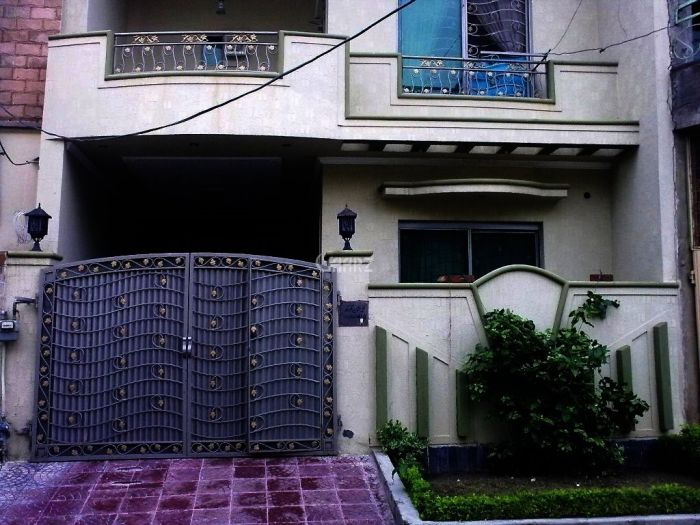 5 Marla Double Story House For Rent In Khayaban-e-Sir Syed,Rawalpindi.