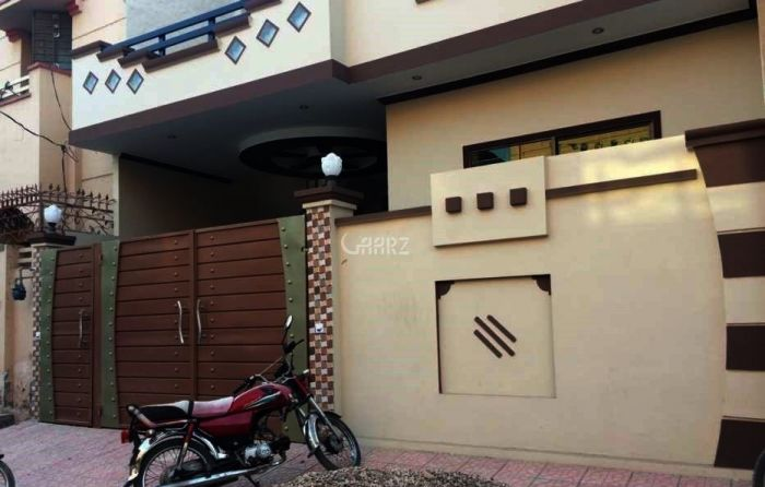 5 Marla Double Story House For Sale In Shah Rukny Alam Colony K Block,Multan