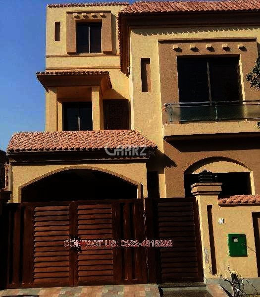 5 Marla  House For Rent In  Bahira Town Lahore v