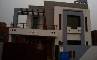 5 Marla House For Rent In Usman  Block Bahria