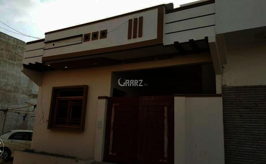 5 Marla House For Sale In Saadi Town, Karachi