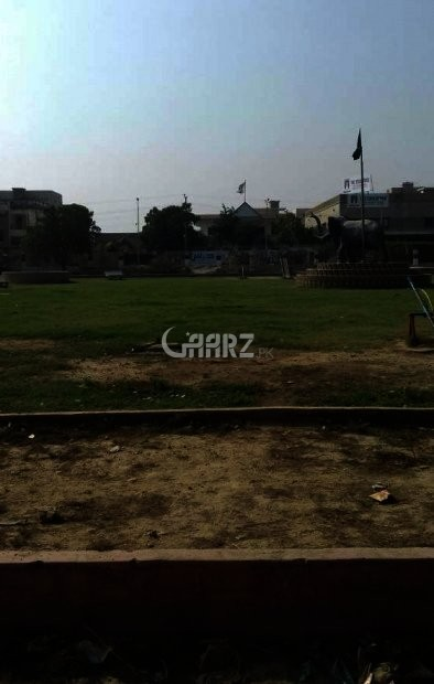 5 Marla Plot For Sale In Saadi Town, Karachi.