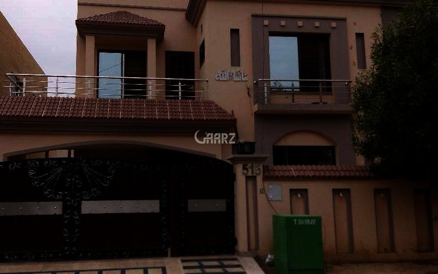 5 Marla House For Sale In  Bahria  Usman Block,Lahore.
