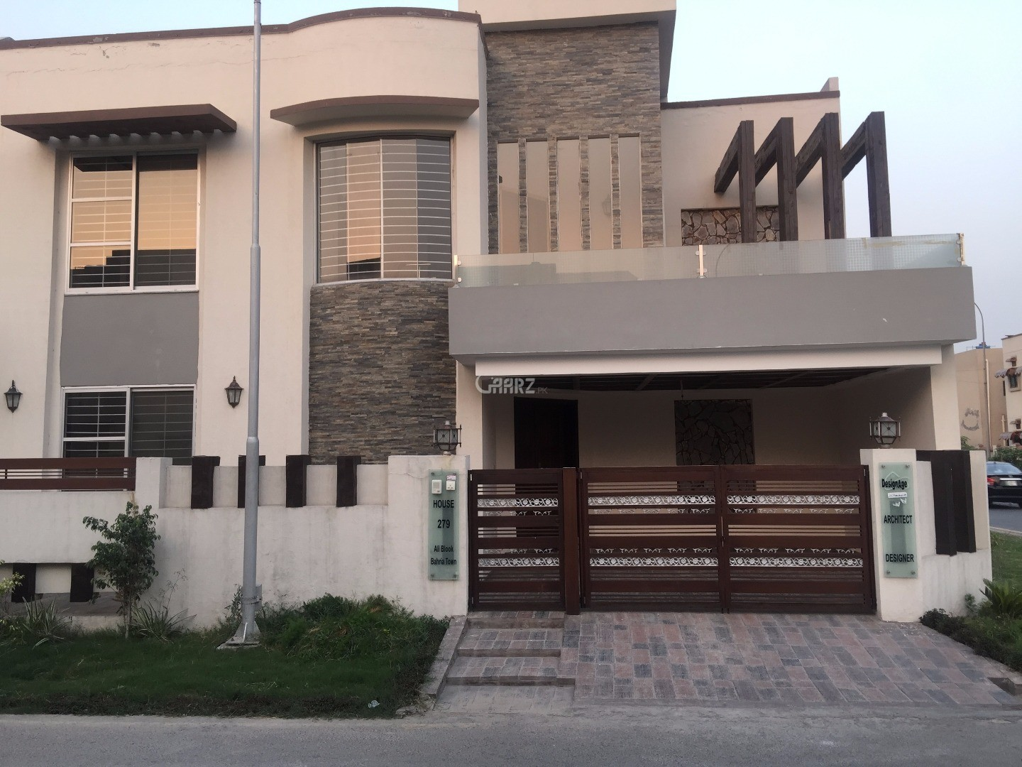 5 Marla House for Sale in BahriaTown Phase 8