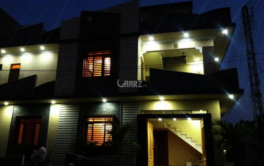5 Marla Double Story House For Sale In Saadi Town