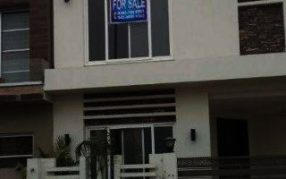 5 Marla House For Sale In State Life Housing Society, Lahore