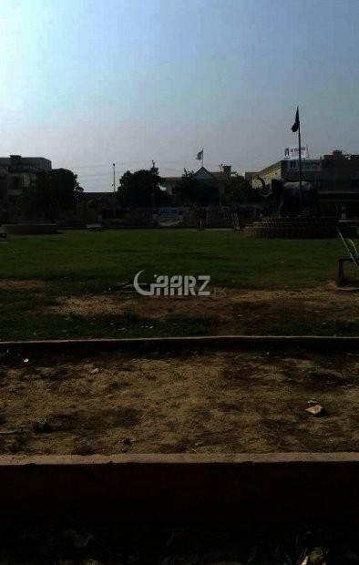 5 Marla Plot For Sale In Saadi Town, Karachi.