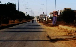 5 Marla Plot For Sale In KDA Society, Karachi.