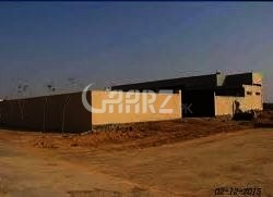 5 Marla Plot For Sale In Saadi Gardens, Karachi