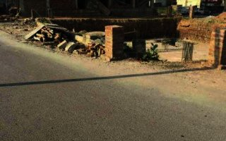 5 Marla Plot For Sale. Hayatabad Phase 7