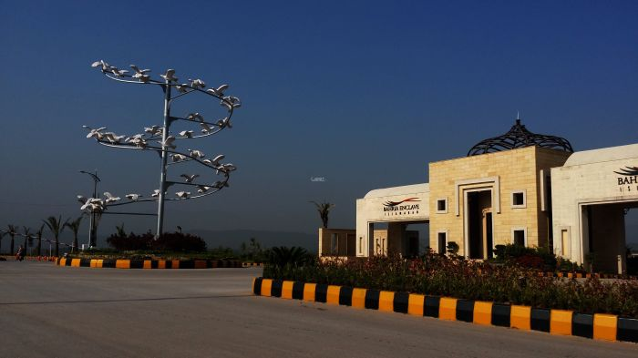 5 Marla Plot For Sale In Bahria Enclave, Rawalpindi