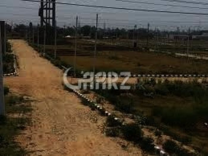 5 Marla Plot For Sale In Bahria Ferozepur Road, Lahore.
