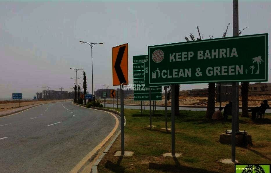 5 Marla Plot for Sale in Karachi Bahria Town