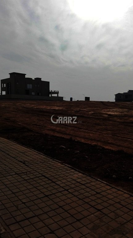 5 Marla Plot For Sale In Bahria Town Phase-8, Rawalpindi