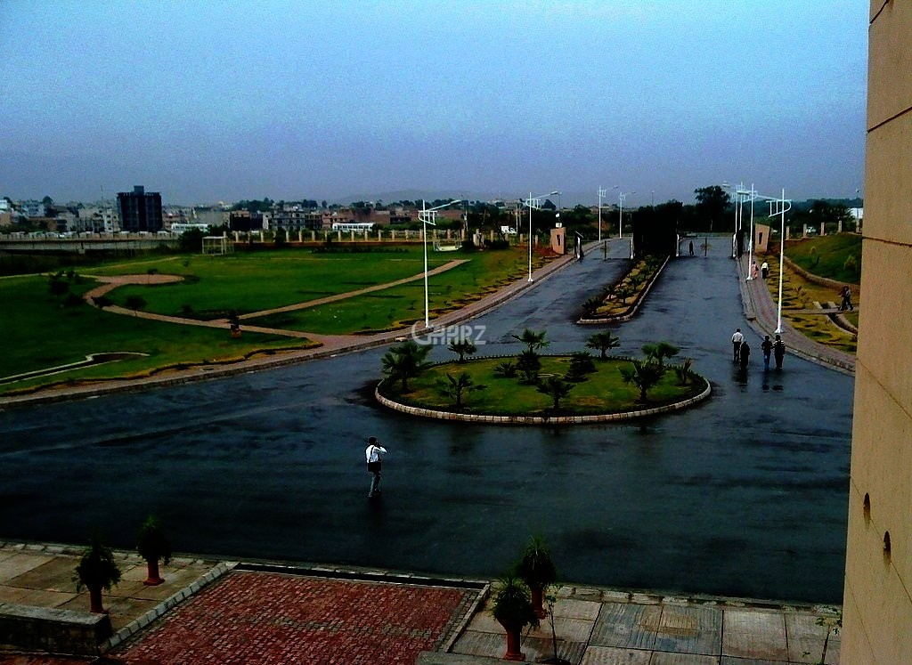 5 Marla Plot For Sale In Chak Shahzad Islamabad.