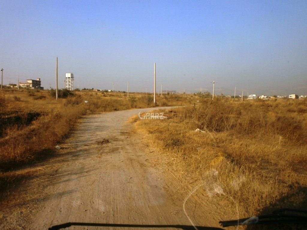 5 Marla Plot For Sale In Dha Rehber Lahore
