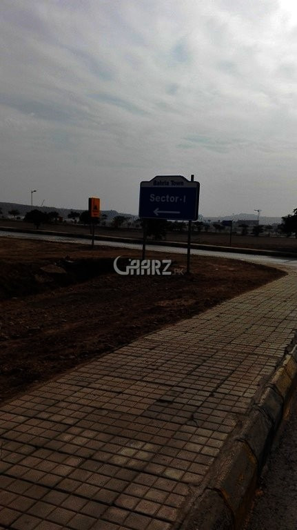 5 Marla Plot For Sale In Ghori Town Phase-4. Islamabad