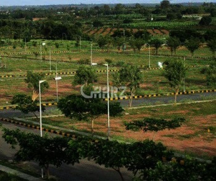 5 Marla Plot For Sale In Ghori Town Phase 4. Near To Kalma Chock, Islamabad.
