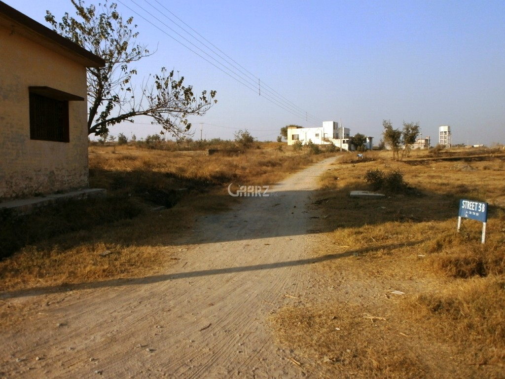 5 Marla Plot For Sale In  Joher Town Lahore