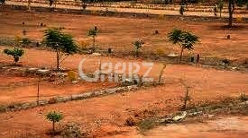 5 Marla Plot For Sale In Media Town, Islamabad.