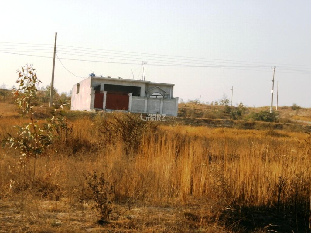 5 Marla Plot For Sale In Pak Arab Society Lahore