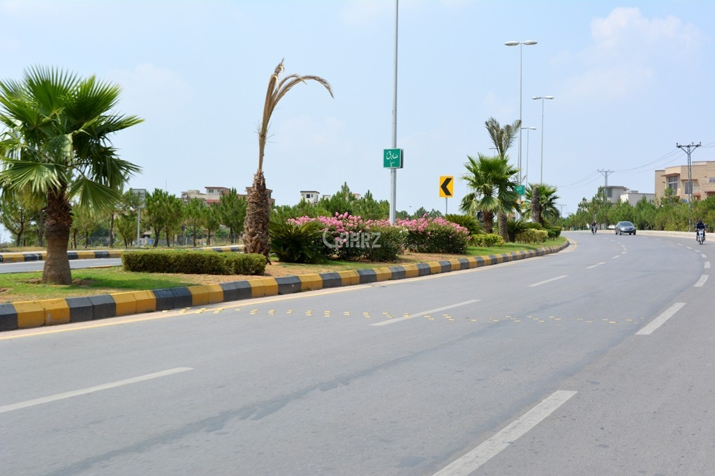 5 Marla Plot For Sale In Qasim Garden, Lahore.